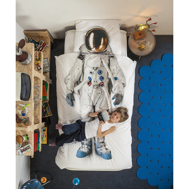 Quilt Cover Set Astronaut by Snurk - Bronx Homewares