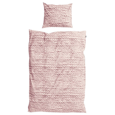 Quilt Cover Set Knit by Snurk - Bronx Homewares