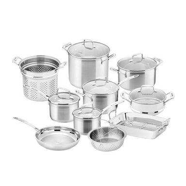 Scanpan Impact 10 Piece Cookware Set - Bronx Homewares
