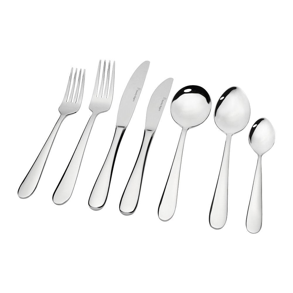 Stanley Rogers Albany Cutlery Set 84pc - Bronx Homewares