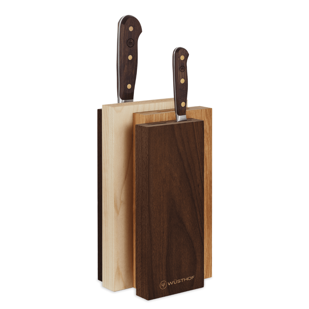 New Wüsthof Crafter Knife block 3pcs Set 1090870201