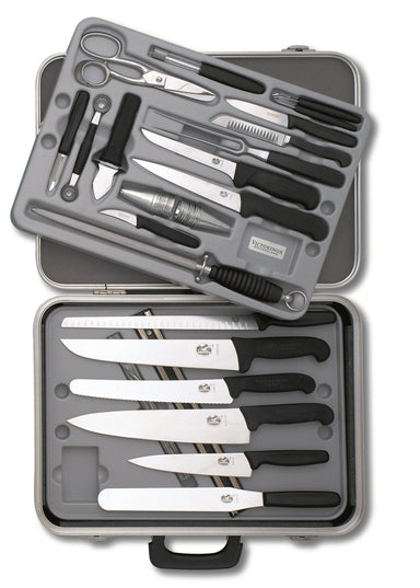 VICTORINOX LARGE CHEF CASE - Bronx Homewares