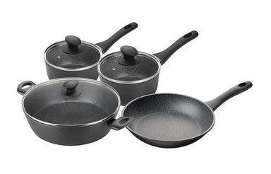 Pyrolux Pyrostone 4 Piece Cookware Set - Bronx Homewares