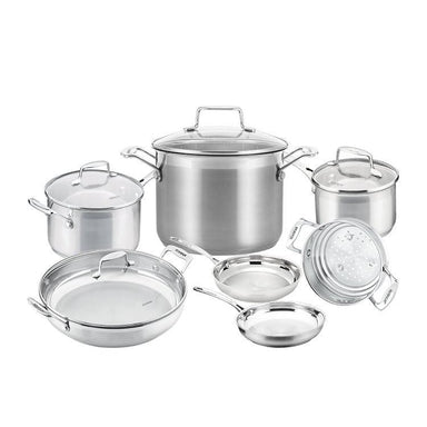 SCANPAN Impact 7 Piece Cookware Set - Bronx Homewares