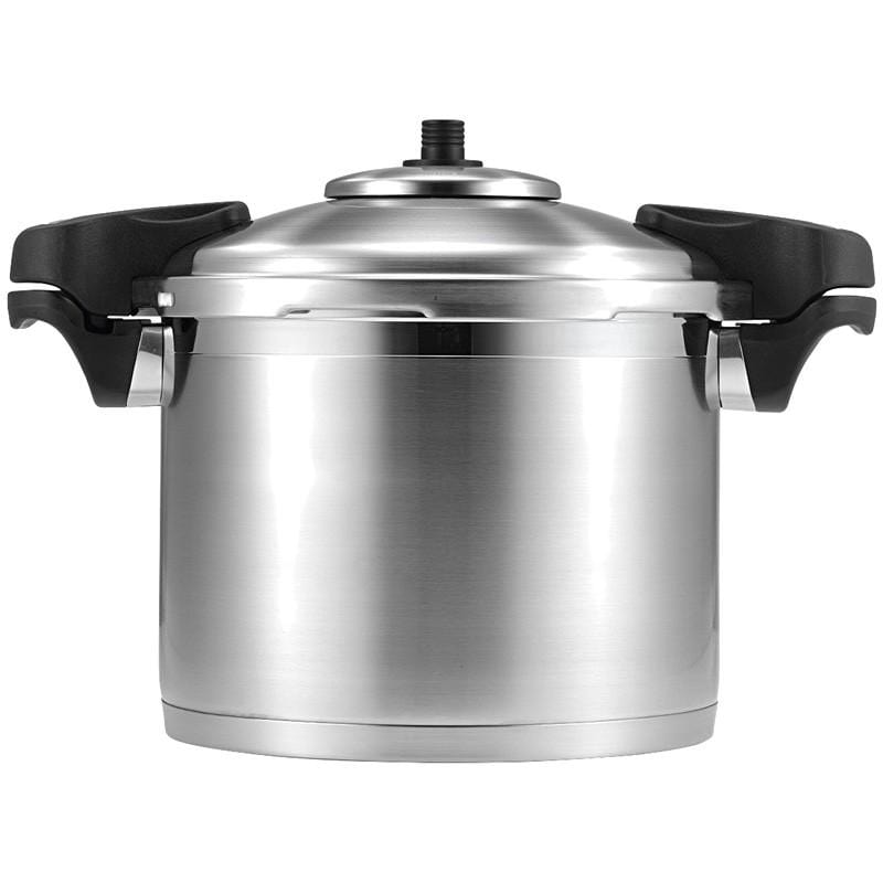 Scanpan Pressure Cooker Stainless Steel with Side Handles