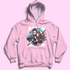 Demon Slayer - Brother Love Fan's Art T Shirt / Sweatshirt / Hoodie / Vneck