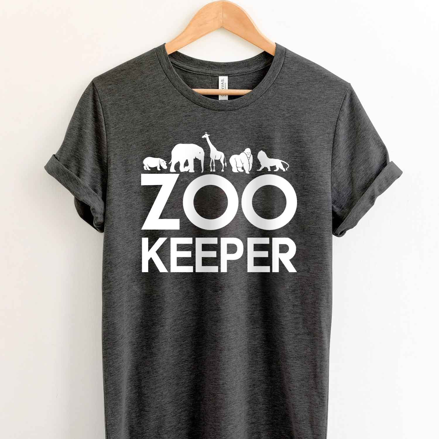 Zoo Keeper Animal Keeper T Shirt