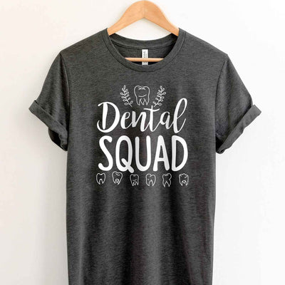 Dental Squad T shirt for dental team, dental uniform