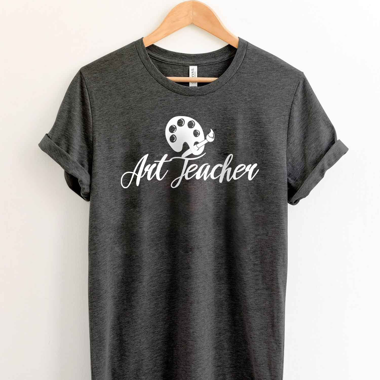 Art Teacher T shirt for Art Teacher Gift Idea