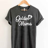 Golden Mama T Shirt, Gift for Golden Lovers