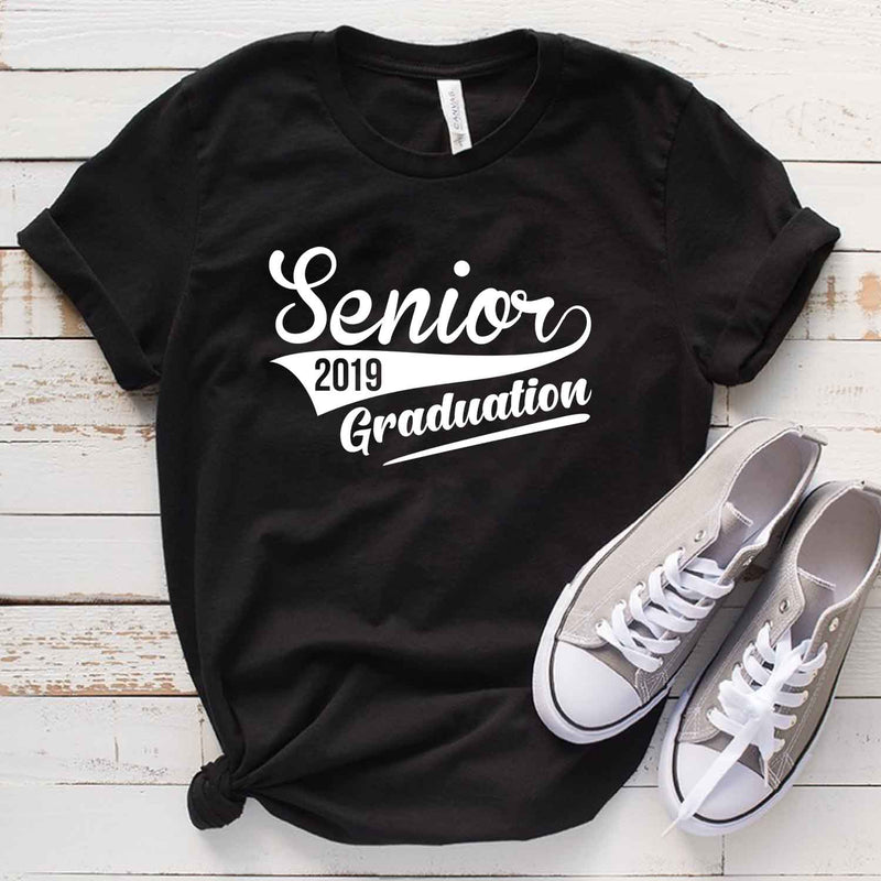 Seniors Graduate in 2019 Shirt Personalized T Shirt