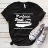 Stays on Pontoon Boat T Shirt Funny Pontoon T Shirt