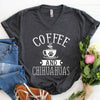 Coffee and Chihuahuas T Shirt