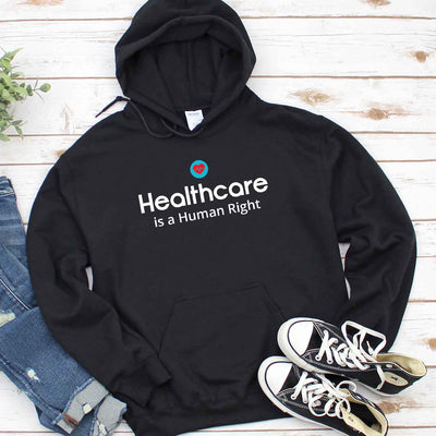 Human Right Health Care T shirt for Doctor & Nurse