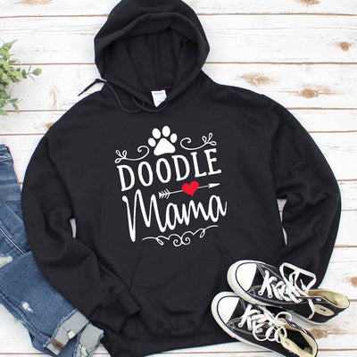 Doodle Love Mom Shirt