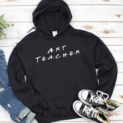 Art Teacher Friends Design T shirt for Art Teacher Gift