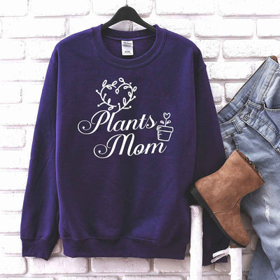 Plant Mom T Shirt For Plant Lover