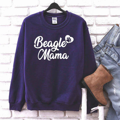 Beagle Mama T Shirt for beagle lover