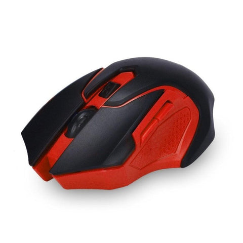 MALLOOM Branded Wireless Optical Gaming Mouse For High-End Player