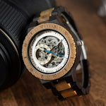 BOBO BIRD Men Automatic Mechanical Wristwatch