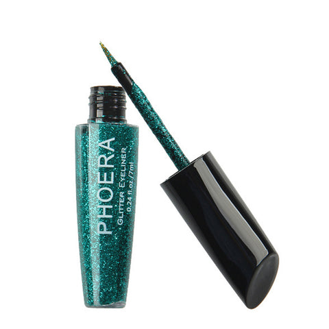 Women Metallic Shiny Eye Shadow Eyeliner
