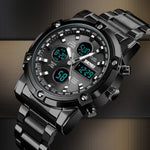 SKMEI Mens Luxury Fashion Sport Waterproof Wristwatch