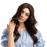 Women Long Curly Synthetic Hair Wigs