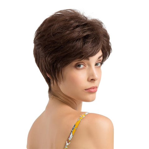 Women Short Curly Hair Wigs