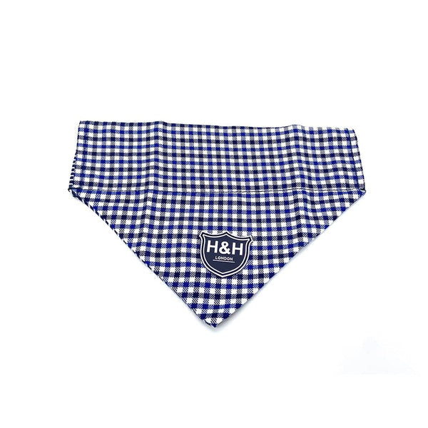Green Houndstooth Dog Leash