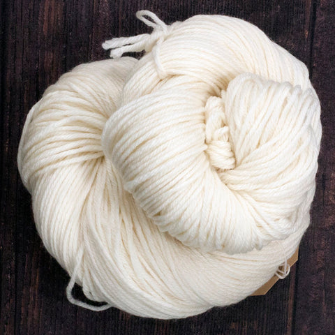 Superwash Merino Wool Yarn (undyed)