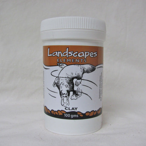 Clay Landscapes (Elements) Dye