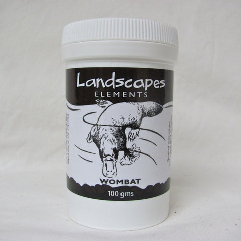 Wombat Landscapes (Elements) Dye