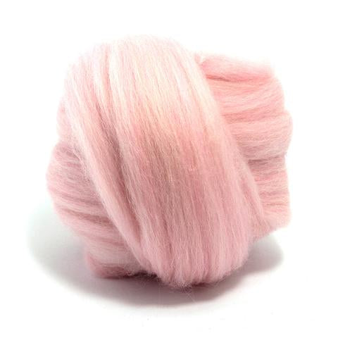 Candy Floss Dyed Superfine Merino Tops