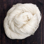 Superwash Merino + Silk + Cashmere Yarn - 4-ply (undyed)