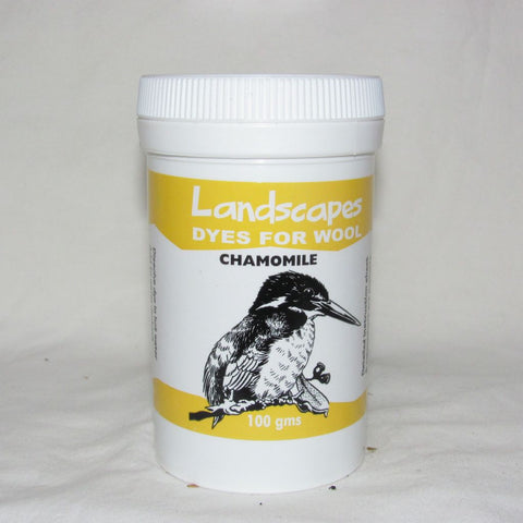 Chamomile Landscapes (Originals) Dye