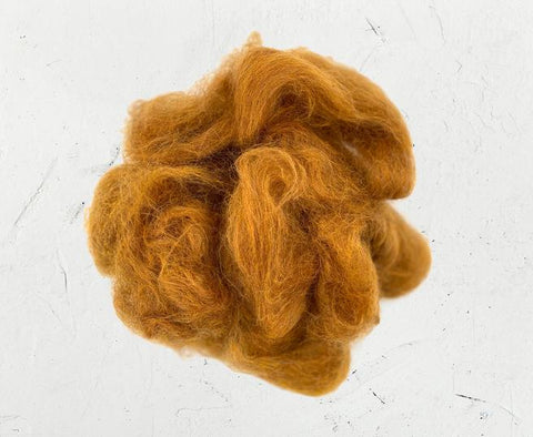 Dyed Core Wool