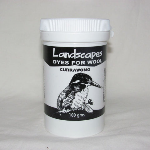 Currawong Landscapes (Originals) Dye