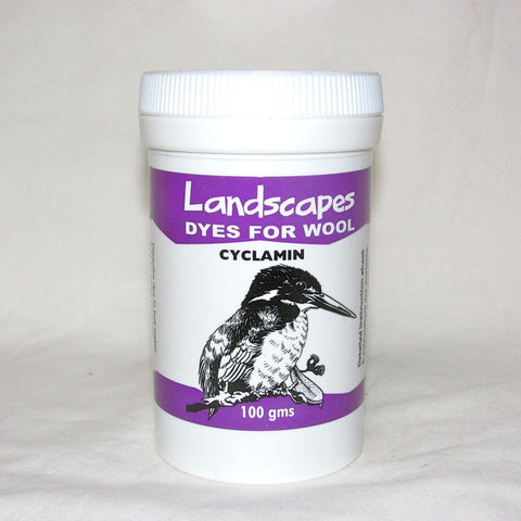Cyclamin Landscapes (Elements) Dye