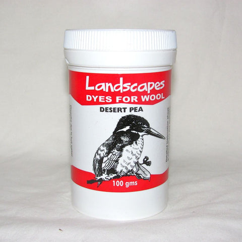 Desert Pea Landscapes (Originals) Dye