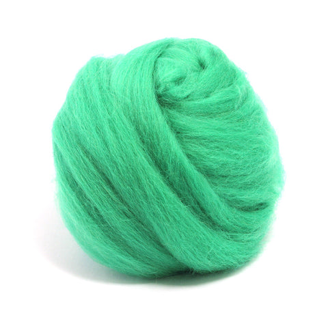 Mint Dyed Merino Tops