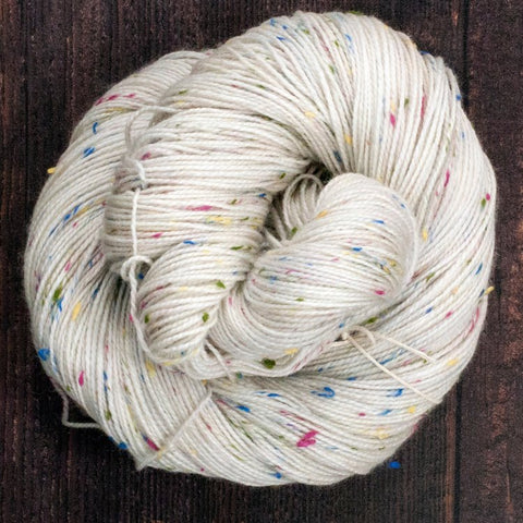 Multi-Coloured Donegal Nepp Sock Yarn