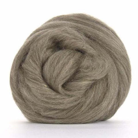 Natural Oatmeal Blue Faced Leicester (BFL) Tops