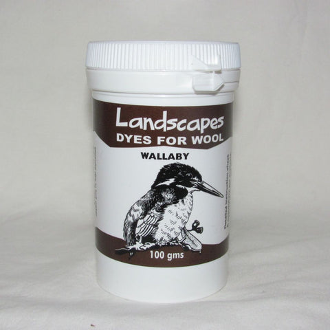 Wallaby Landscapes (Originals) Dye
