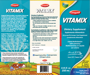 Ceregumil Vitamix
