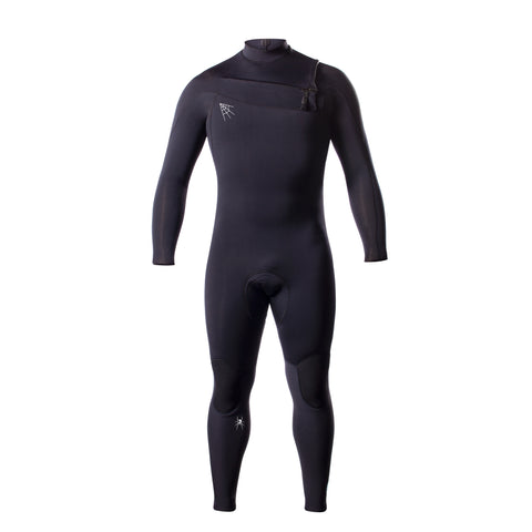 Adelio Chipp x Sketchy Tank 3/2 mm Chest Zip Full Wetsuit