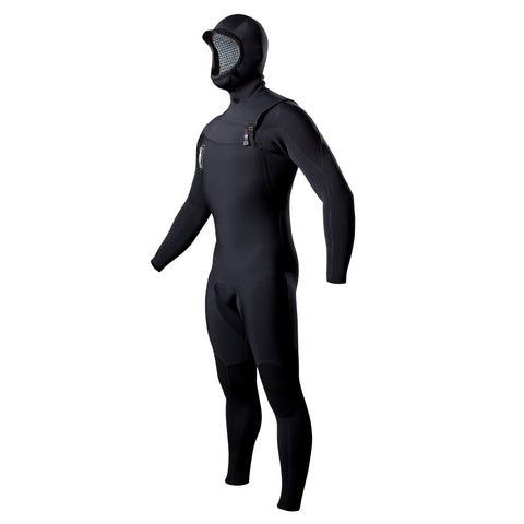 Chippa 4/3 hooded Adelio Steamer Wetsuit