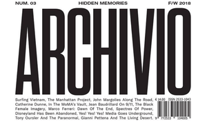Archivio n.3 - The American Issue