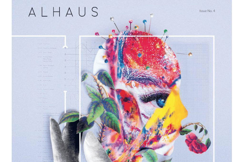 Alhaus n.4 - Ispirazione per storytelling - Frab's Magazines & More