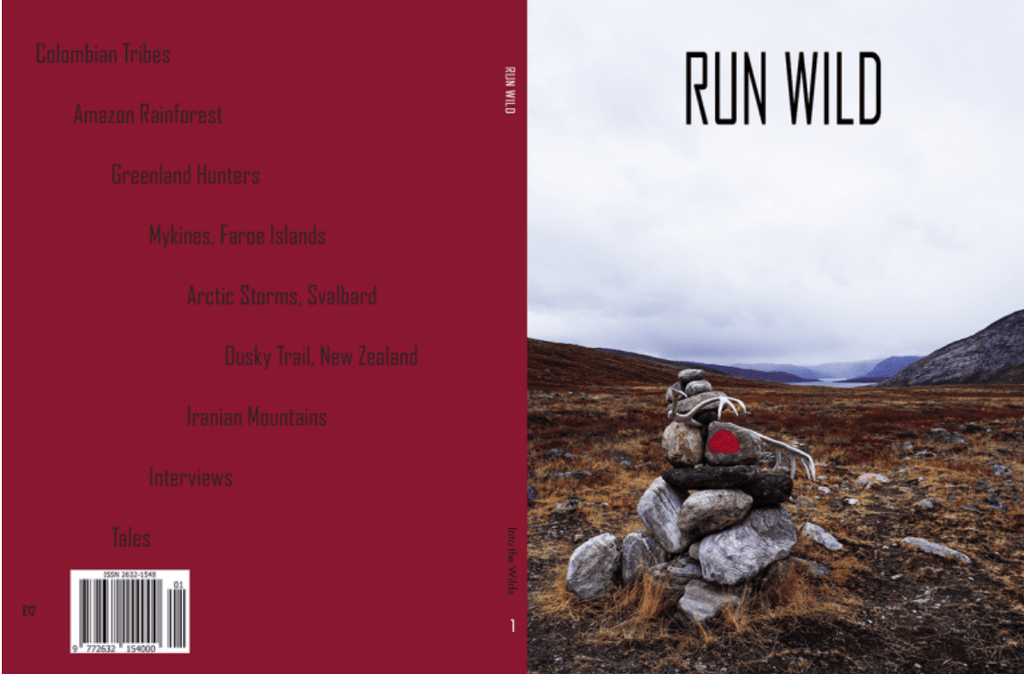 Run Wild Magazine - Issue 1 - Frab's Magazines & More