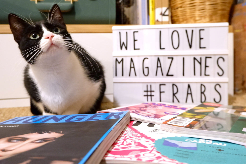 Perchè Frab's? - Frab's Magazines & More